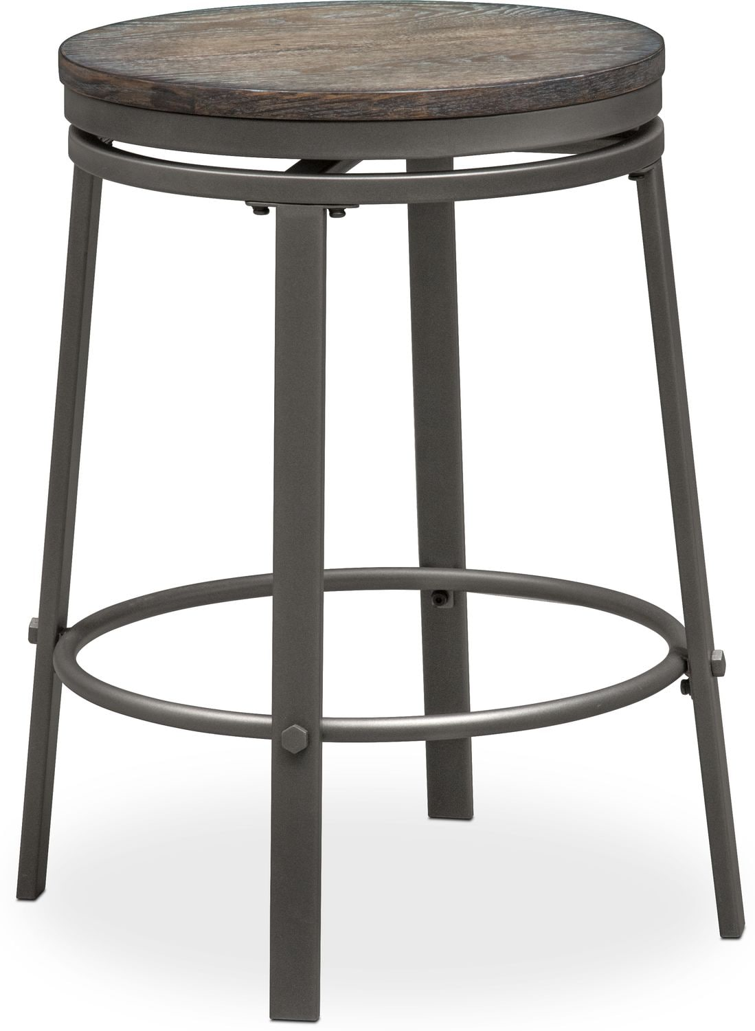 Dining Room Furniture   Stratton Counter Height Stool   Ash