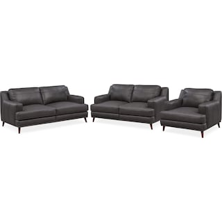 Highline Sofa Loveseat And Chair Set