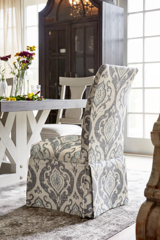 Carrollton Host Chair- Slate | Value City Furniture and Mattresses