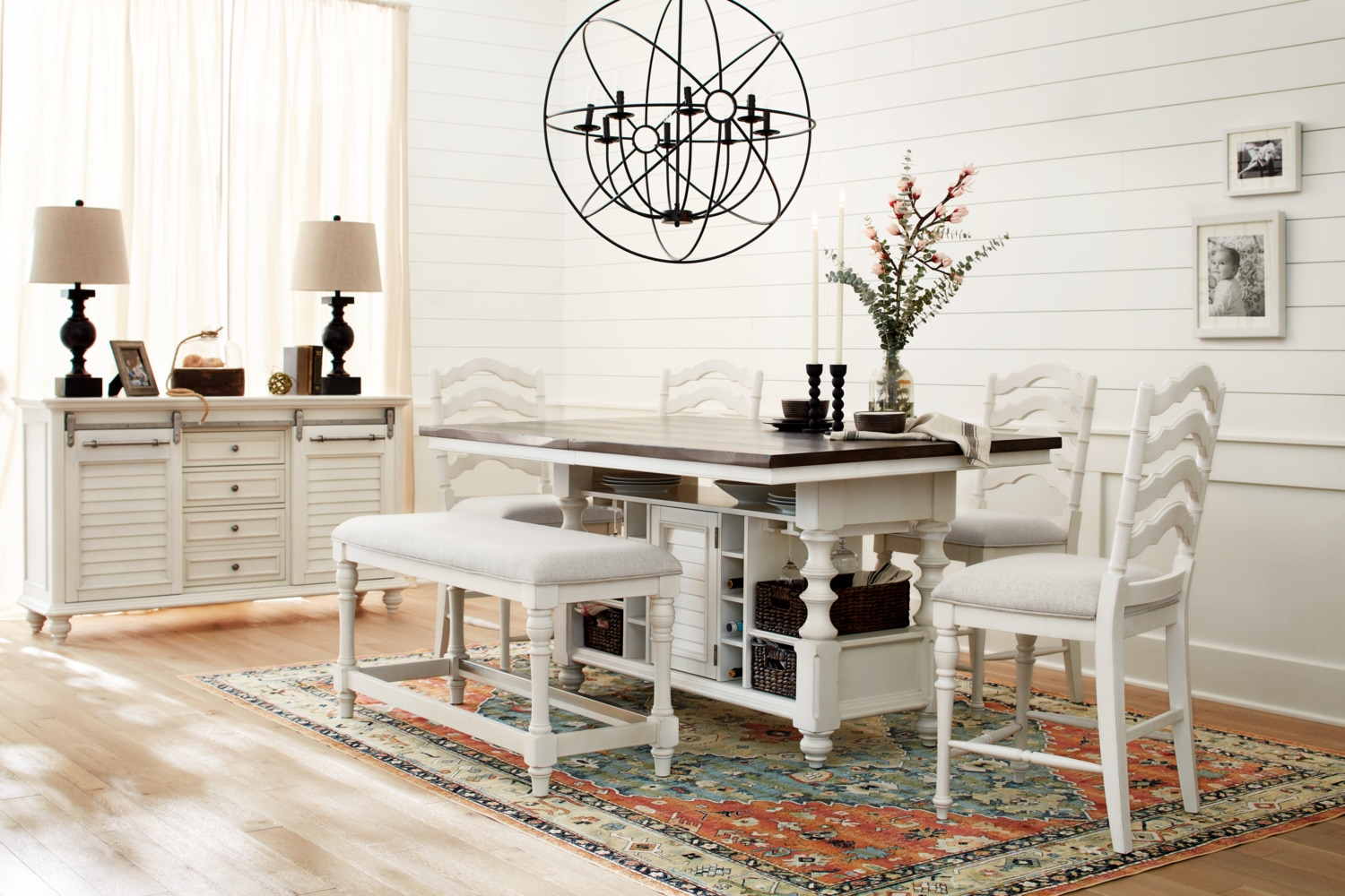 The Charleston Counter-Height Dining Collection