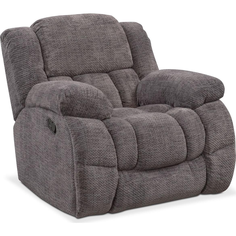 Turbo Reclining Sofa, Reclining Loveseat And Glider Recliner Set