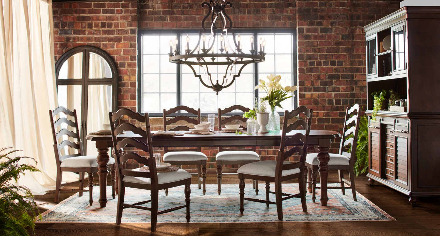 The Charleston Dining Collection