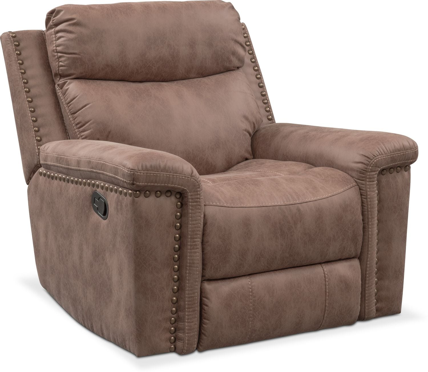 Living Room Furniture - Montana Manual Recliner