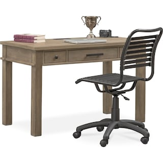 Tribeca Youth Desk - Gray