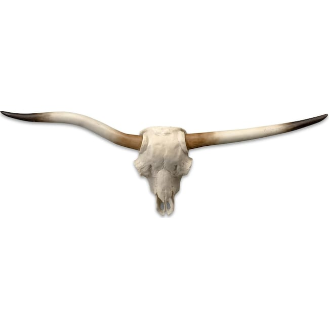 Home Accessories Faux Animal Skull Wall Décor