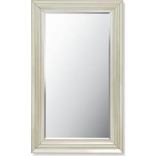 Beveled Floor Mirror