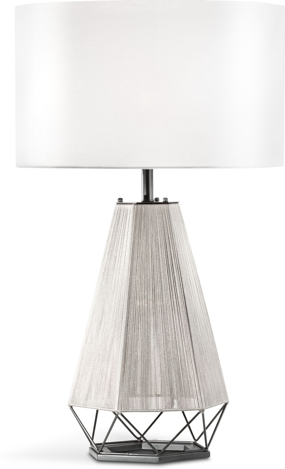 Home Accessories - Polygon Table Lamp
