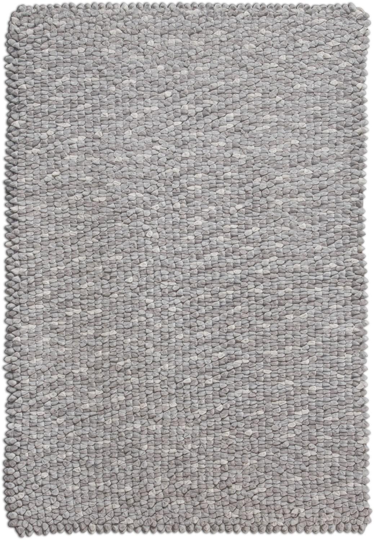 Charmant Plush Chamois 8u0027 X 10u0027 Area Rug   Stone
