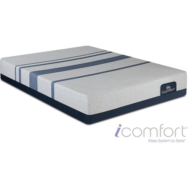 Mattresses and Bedding - Blue 300 Firm Queen Mattress