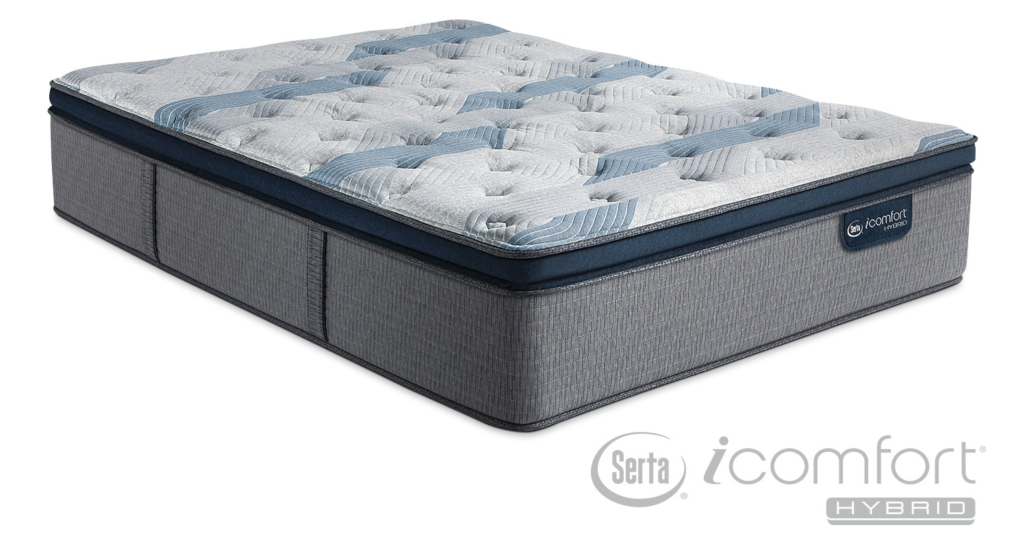 s king plush set serta sam pillowtop top sleeper super pillow mattress queen club perfect pin glenrose