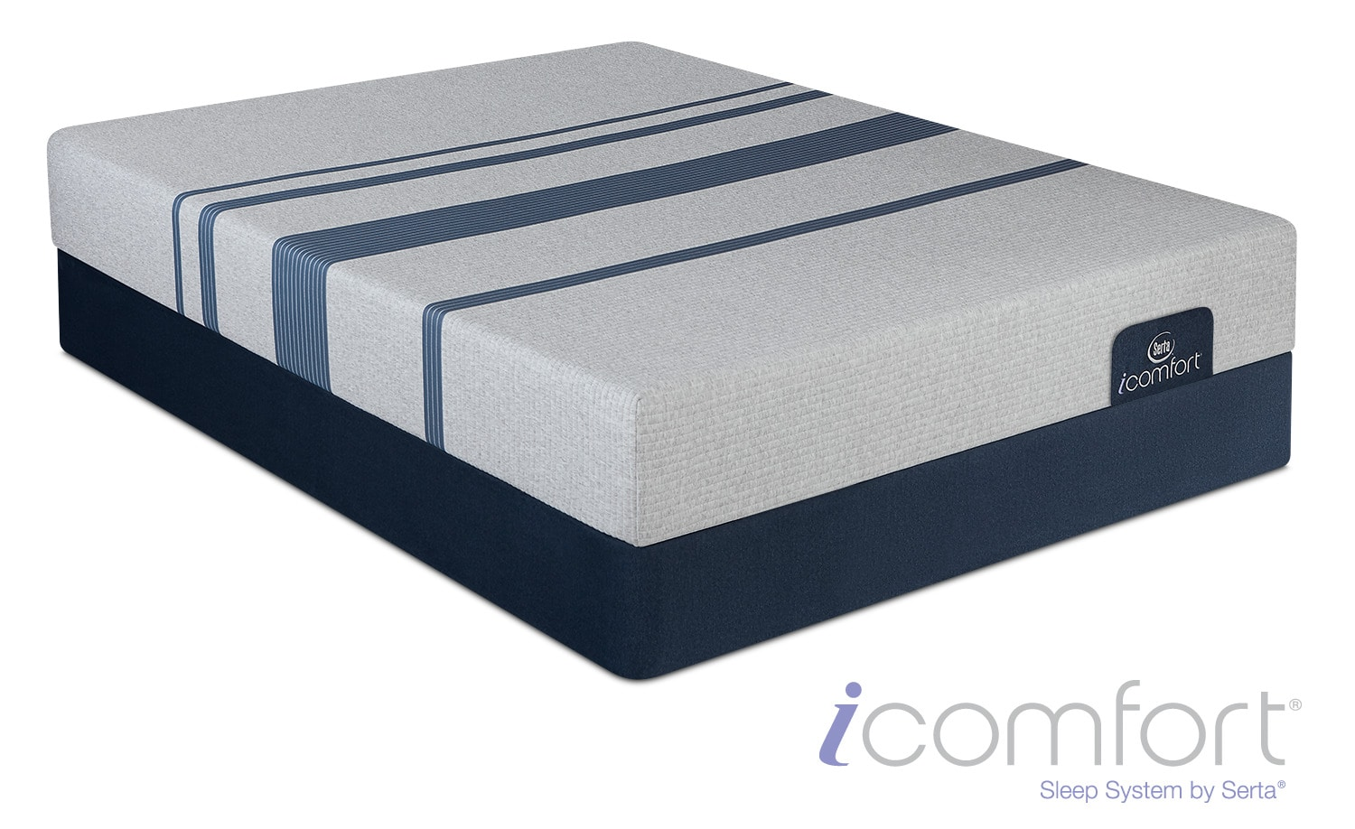 The Blue 100 Cushion Firm Mattress Collection