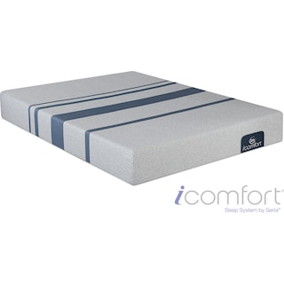 Blue 100 Cushion Firm California King Mattress