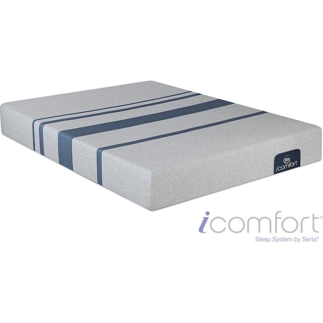 Mattresses and Bedding - Blue 100 Cushion Firm Queen Mattress