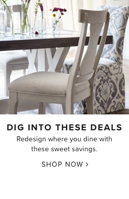Dig into these deals