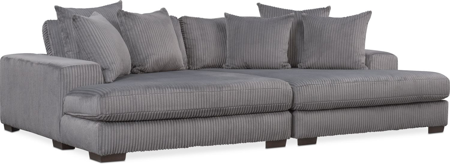 doublese throughout double astonishing sectional design perfect home loungesedouble chaise ideas on with sofa furniture comfy lounge wide