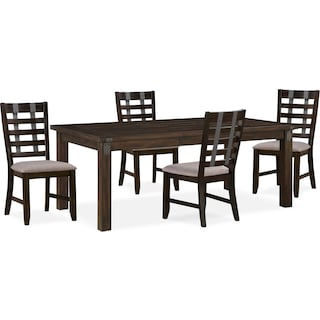 Shop 5 Piece Dining Room Sets | Value City Furniture and Mattresses