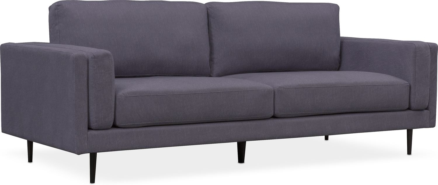 "Living Room Furniture - West End 96"" Sofa"