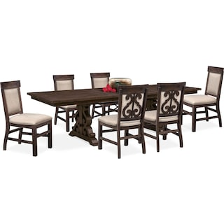 dining room dinette tables | value city furniture | value city Dining Room Table and Chairs