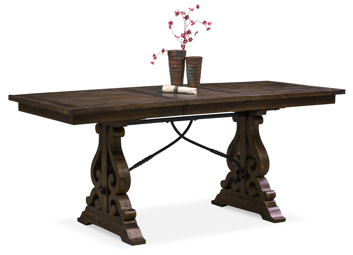 ... Charthouse Counter Height Dining Table And 4 Stools   Charcoal