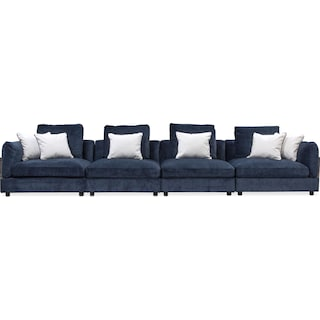 Lavo 4-Piece Sectional - Ink