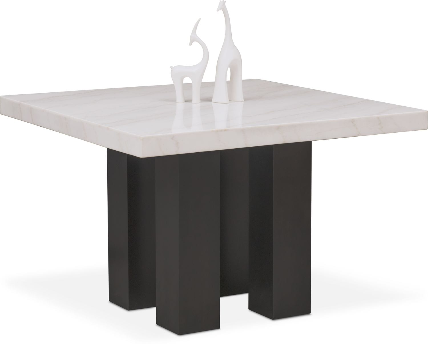 Dining Room Furniture - Artemis Counter-Height Dining Table - Marble