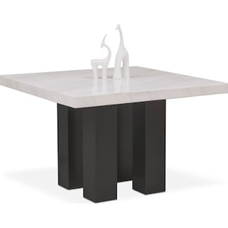 Artemis Marble Counter-Height Dining Table