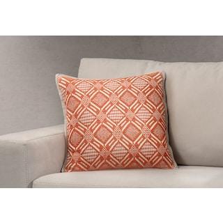 Avila Decorative Pillow - Carrot