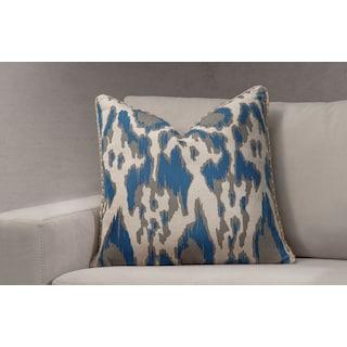 Chapala Decorative Pillow - Marine