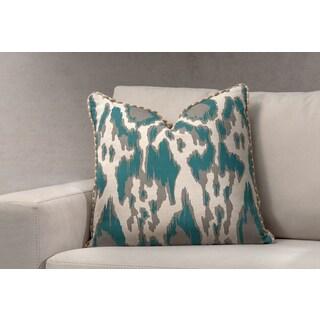 Chapala Decorative Pillow - Teal