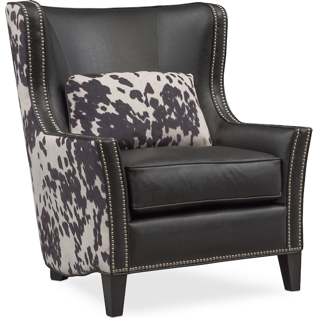 Living Room Furniture - Santa Fe Accent Chair