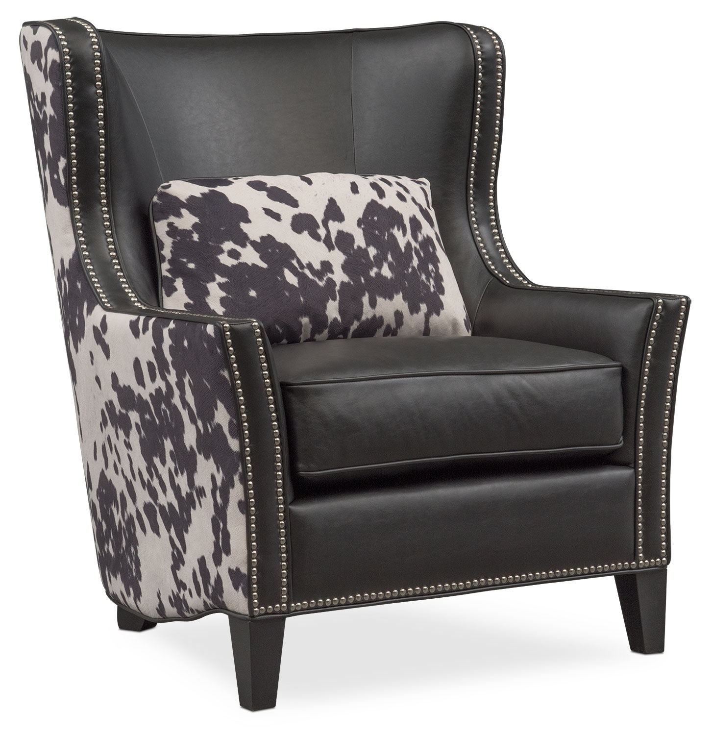 Exceptionnel Living Room Furniture   Santa Fe Accent Chair   Cowhide