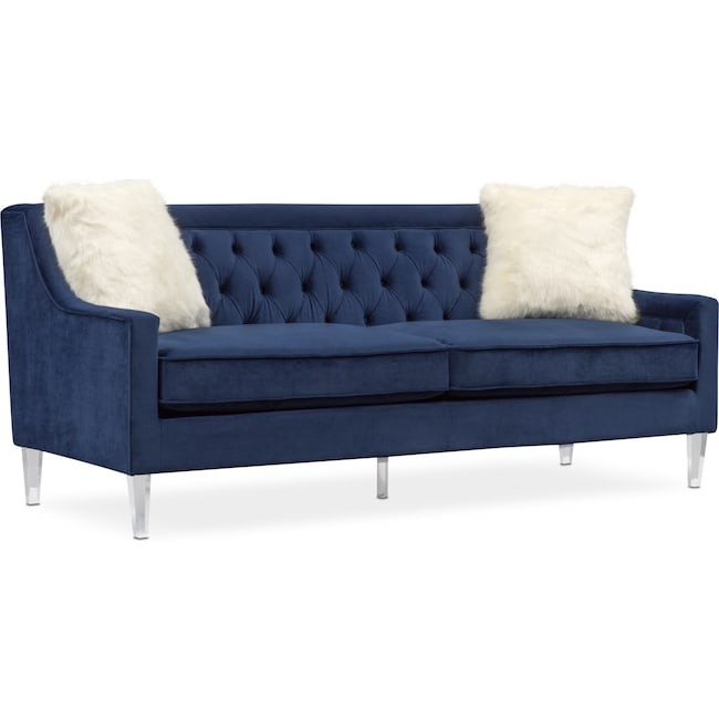 Chloe Sofa Value City Furniture And Mattresses