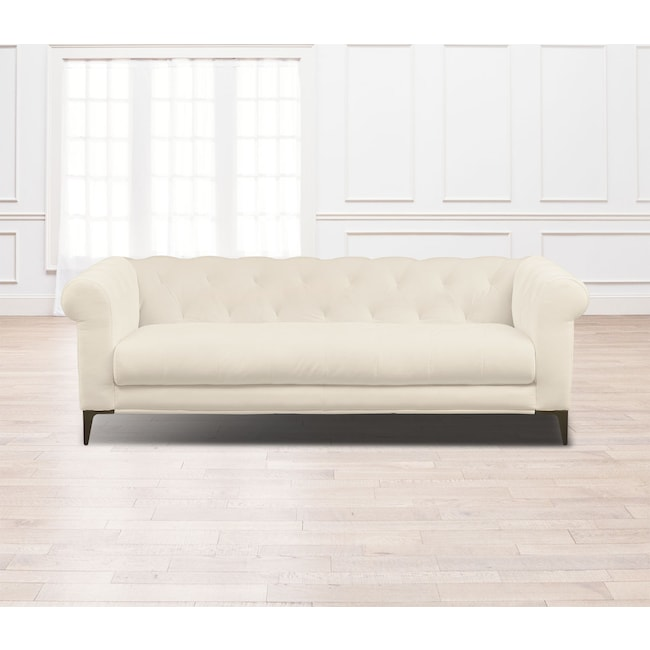 Ivory Living Room Furniture: Sofa Ivory Gabe Sofa Ivory Value City Furniture And