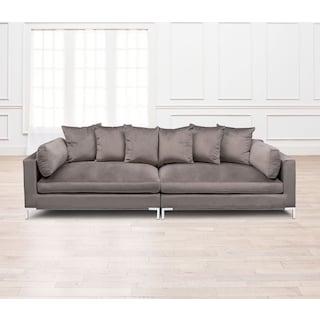 Moda 2-Piece Sofa - Oyster