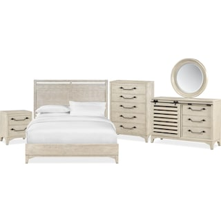 The Gristmill Bedroom Collection