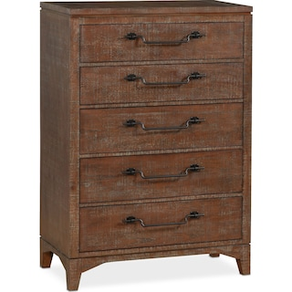 Gristmill Drawer Chest