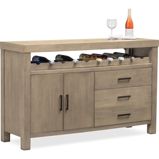 Tribeca Sideboard - Gray