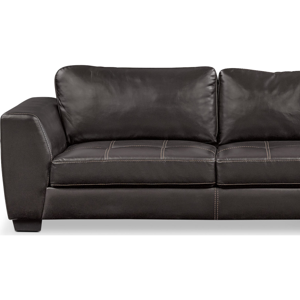 Santana 2-Piece Sectional with Chaise