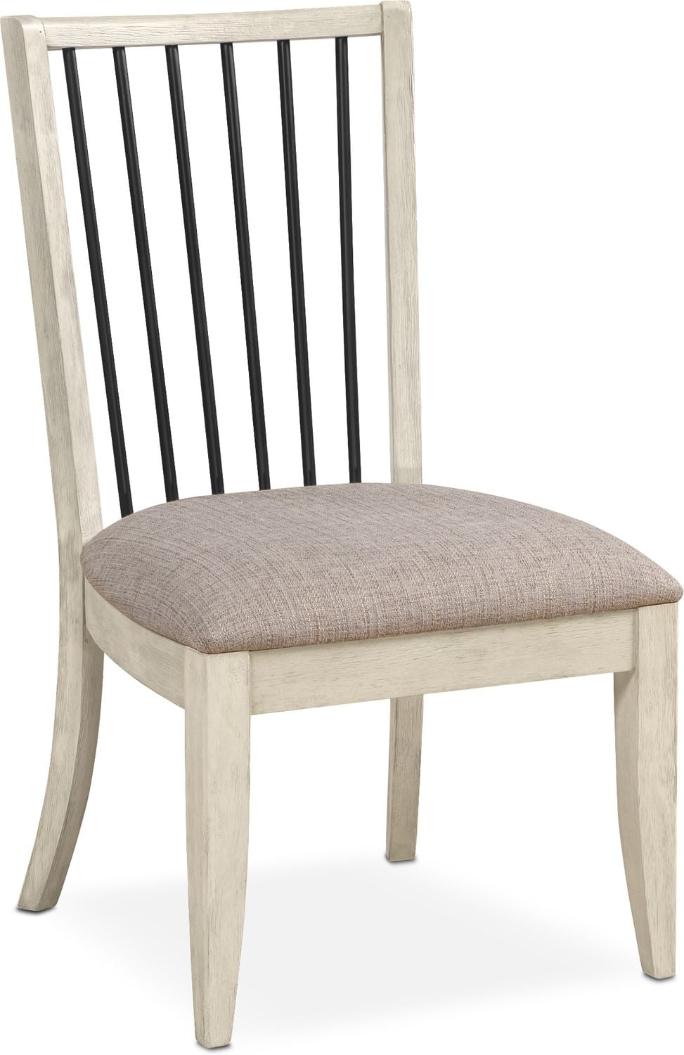 Dining Room Furniture - Gristmill Side Chair - Linen