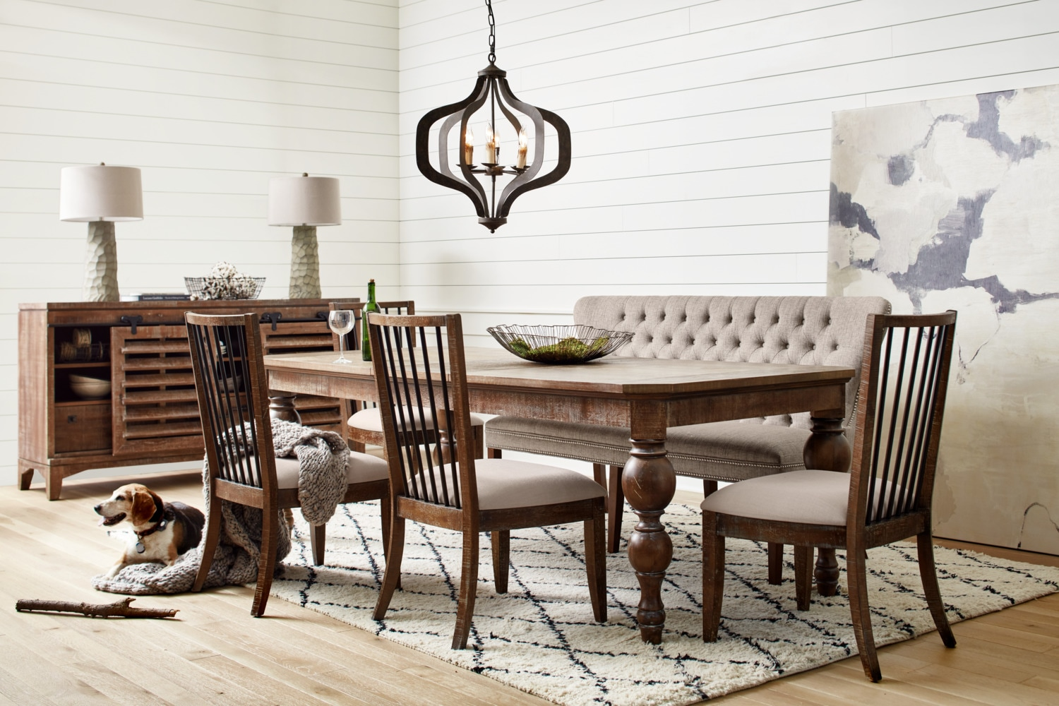 The Gristmill Dining Collection