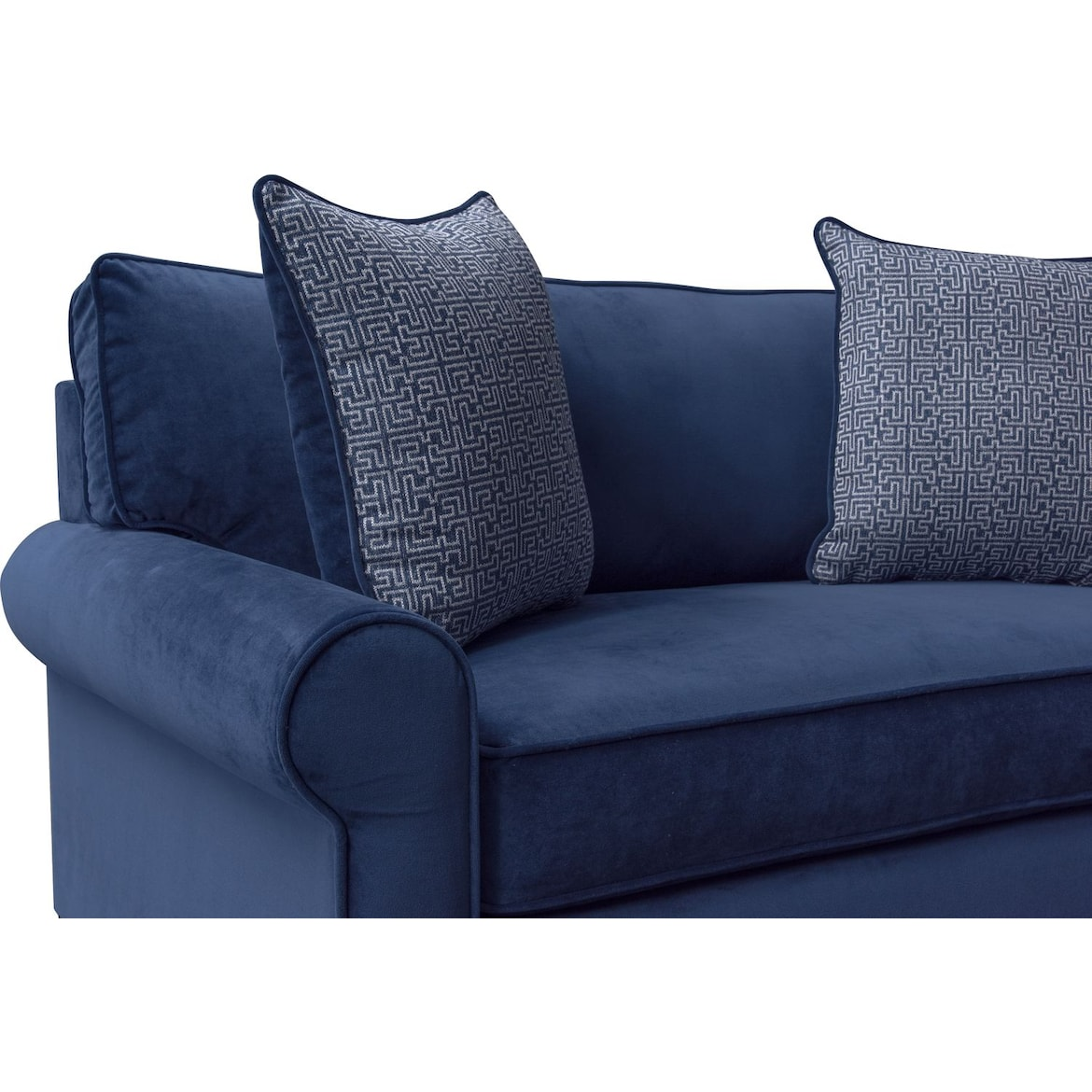 Blake Twin Sleeper Chair And A Half Value City Furniture