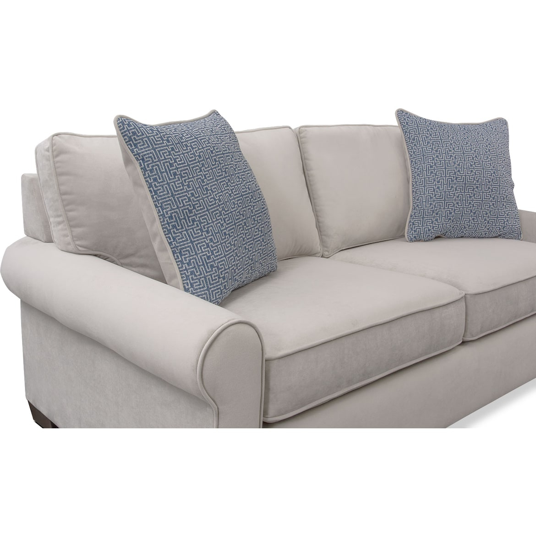 Blake Full Sleeper Loveseat Value City Furniture And