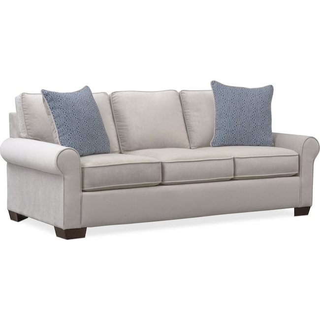 Living Room Furniture Blake Queen Sleeper Sofa