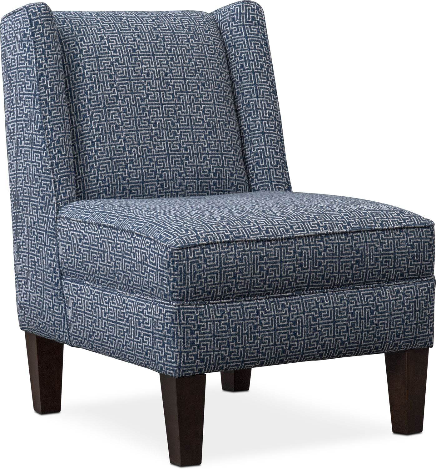 Living Room Furniture - Blake Accent Chair