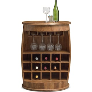 Barnstone Wine Barrel