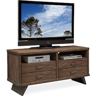 """Axis 60"""" TV Stand - Whiskey"""