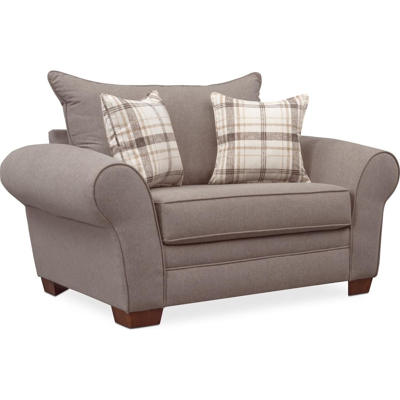 Rowan Sofa And Chair And A Half Set