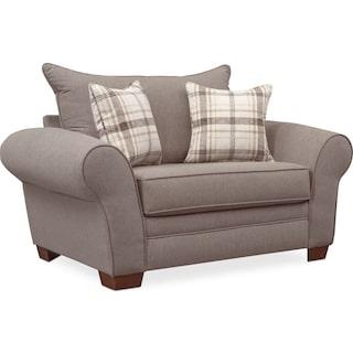 Rowan Chair And A Half Gray
