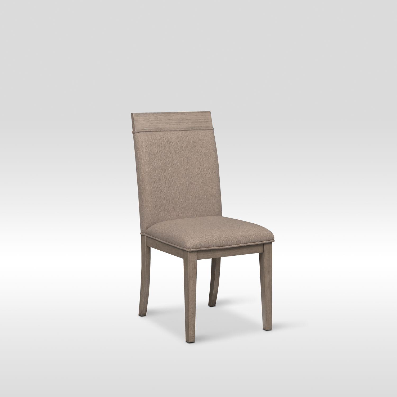 Gavin Side Chair   Graystone