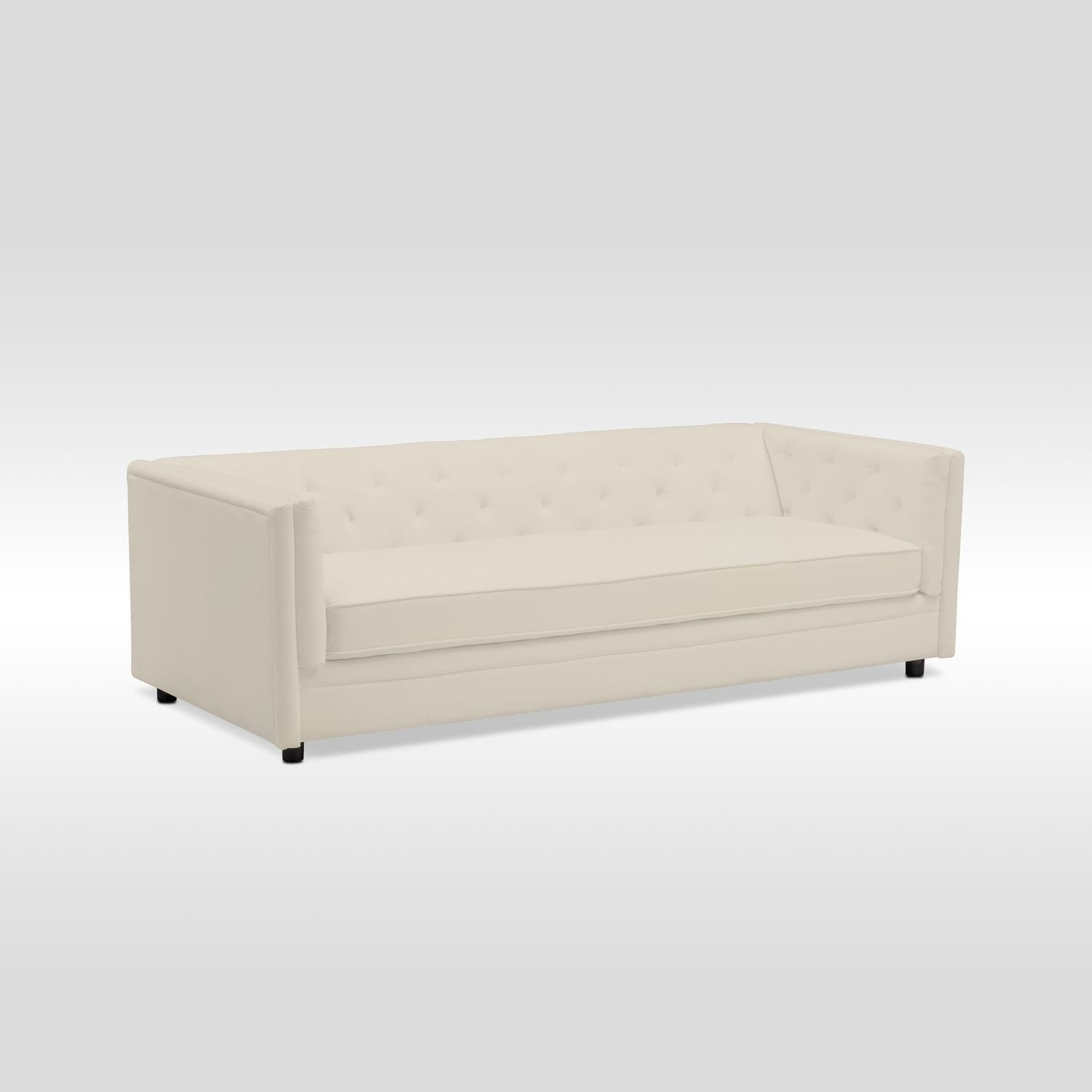Gabe Sofa Ivory Value City Furniture And Mattresses